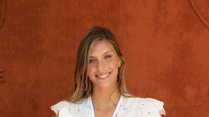 PHOTO - Camille Cerf nous présente son nouveau chéri à Roland-Garros