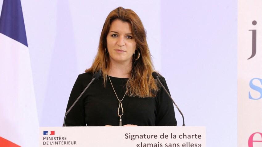 """Marlène Schiappa """"lamentable"""" : elle choque les internautes en marge d'un meeting politique"""