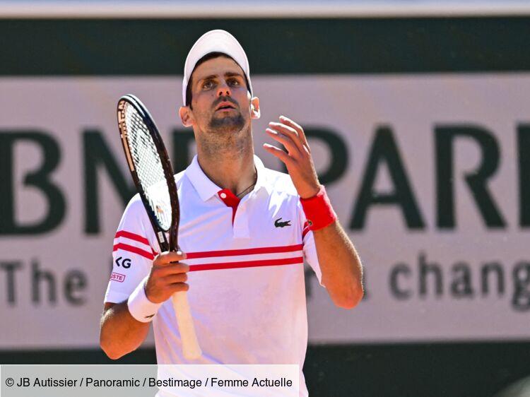 Finale de Roland-Garros : le retour de Novak Djokovic des vestiaires crée la polémique