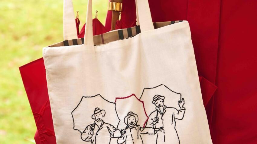 Tote bag, béret, bottes : 3 idées à coudre pour les jours de pluie