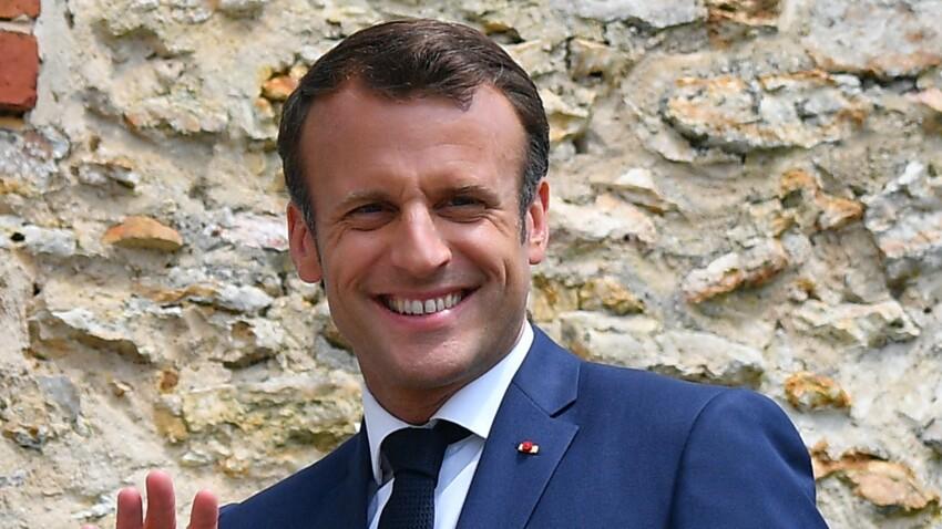Euro 2020 : cette promesse qu'Emmanuel Macron a faite aux Bleus en cas de victoire