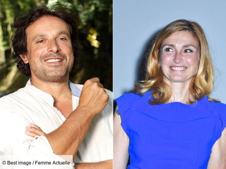 Julie Gayet : Bruno Salomone gêné de parler de son histoire d'amour avec elle