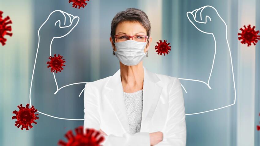 Covid-19 : combien de temps dure l'immunité chez les personnes âgées ?