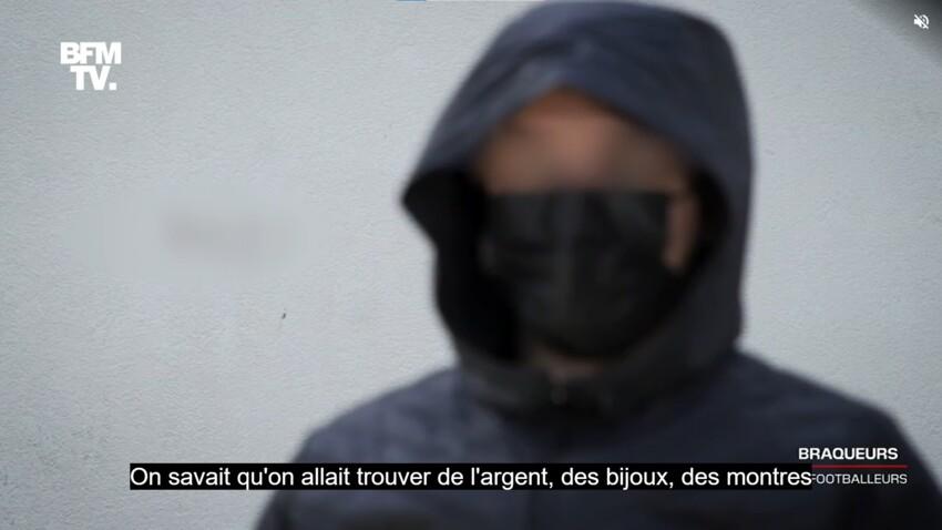 """""""Tout le monde sait leur salaire"""" : le témoignage d'un braqueur de footballeurs français"""