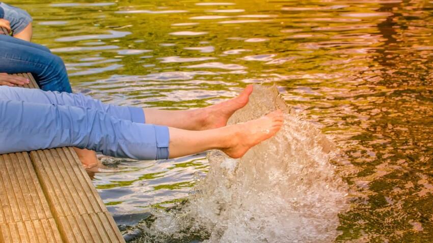 Jambes lourdes : 8 réflexes simples pour relancer la circulation