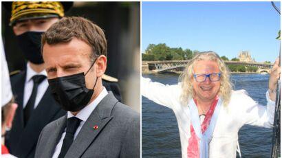 Emmanuel Macron giflé : ce drôle de commentaire de Pierre-Jean Chalençon