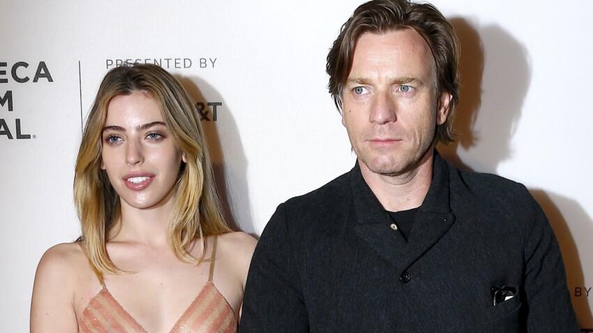 Ewan McGregor : mordue au visage par un chien, sa fille fait une apparition remarquée lors d'un tapis rouge à Las Vegas