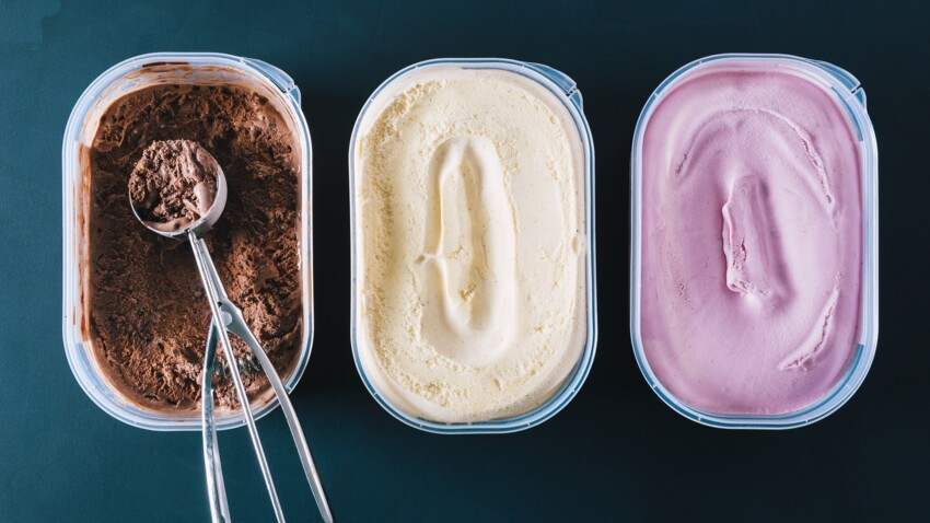 Rappel produits : ces glaces de grandes surfaces ne doivent pas être consommées