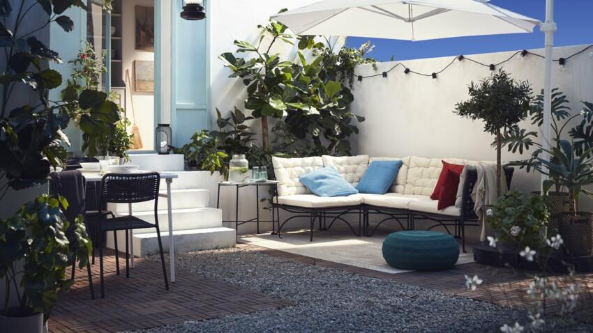 Nos plus belles idées déco pour aménager terrasse et jardin