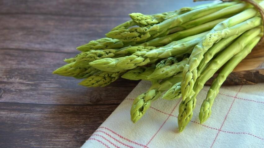 Perte de poids : 4 bonnes raisons de manger des asperges