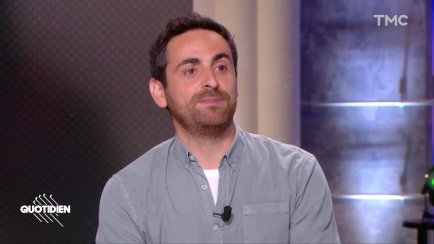 """""""Beaucoup de chance"""" : Camille Combal révèle comment il est devenu animateur"""