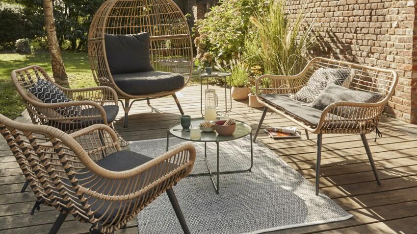 Allée, jardin, terrasse : nos plus belles inspirations déco pour l'extérieur