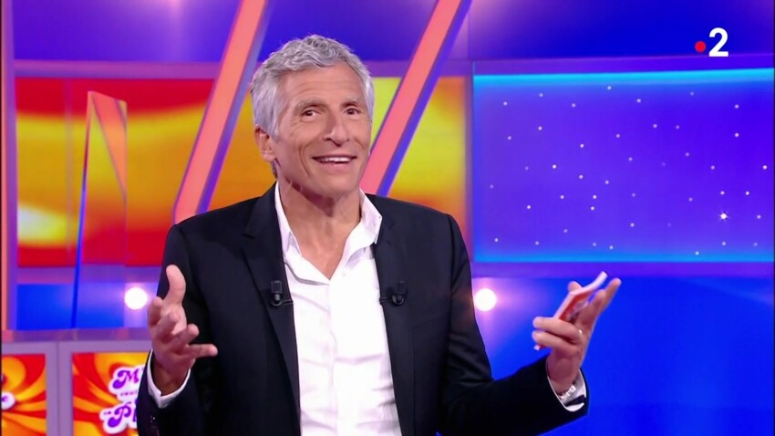 Nagui balance un gros mensonge sur Michèle Bernier... et il assume ! - VIDEO