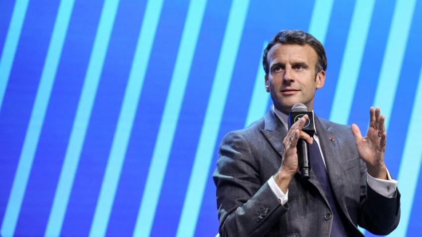 Emmanuel Macron : un enfant l'interroge par surprise sur la gifle dont il a été victime