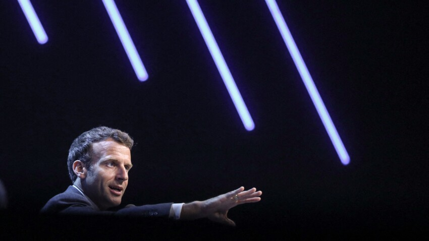 Covid-19 : cette raison qui pourrait empêcher Emmanuel Macron de se présenter en 2022