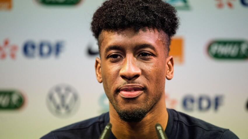 """""""Euro 2021"""" : Kingsley Coman, tout juste papa, pourra-t-il jouer contre la Hongrie ?"""