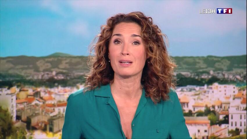 Marie-Sophie Lacarrau, critiquée sur son JT de 13 heures, répond fermement