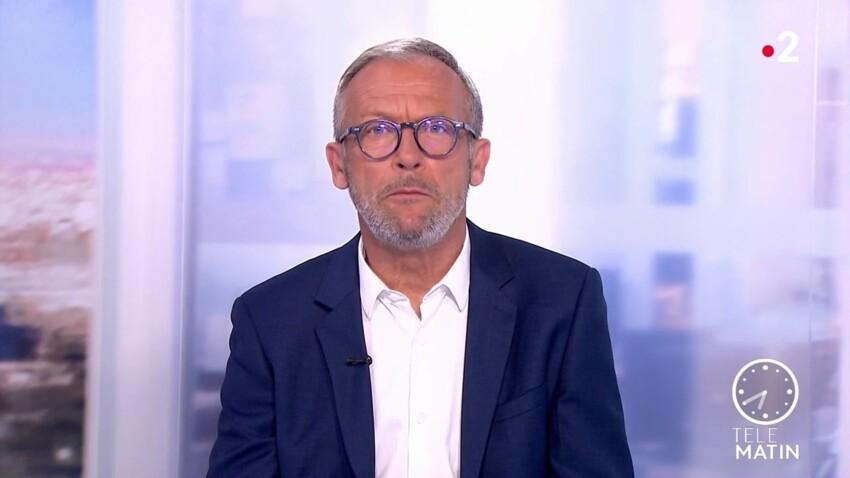 """""""Télématin"""" : Laurent Bignolas ne cache pas son agacement en plein direct"""