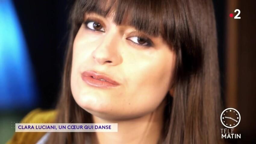 """Clara Luciani explique comment le succès l'a réconciliée avec elle-même : """"J""""ai emmagasiné beaucoup d'amour"""""""