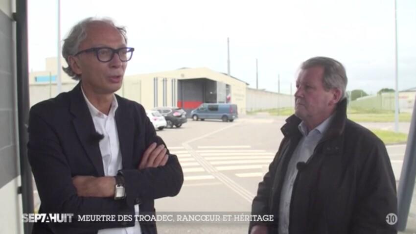 """Affaire Troadec : dernière ligne droite avant le procès, Hubert Caouissin """"est combatif"""""""