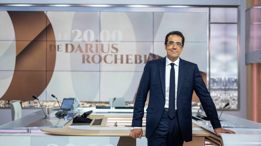 """Darius Rochebin hors de cause après les accusations de harcèlement : """"Cet épisode est refermé"""""""