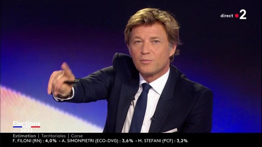 """""""Je commence à vraiment comprendre les Français"""" : exaspéré, Laurent Delahousse tacle ses invités en direct"""