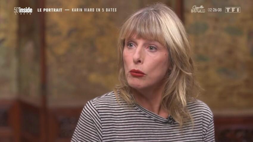 """Karin Viard moins payée que les hommes ? """"J'arrivais à considérer cela normal"""""""