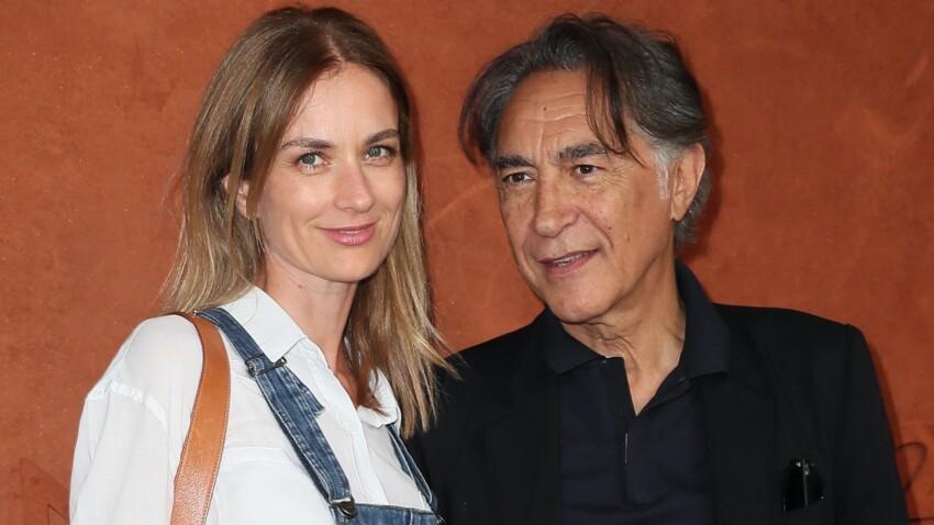 Richard Berry et sa femme Pascale plus soudés que jamais : ils célèbrent leurs 12 ans de mariage