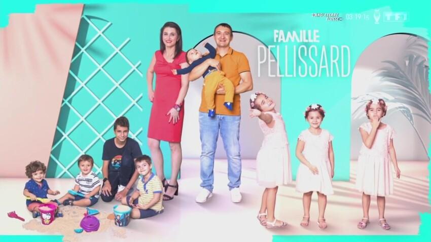 """""""Familles nombreuses, la vie en XXL"""" : ce détail chez la famille Pellissard qui dérange les internautes"""