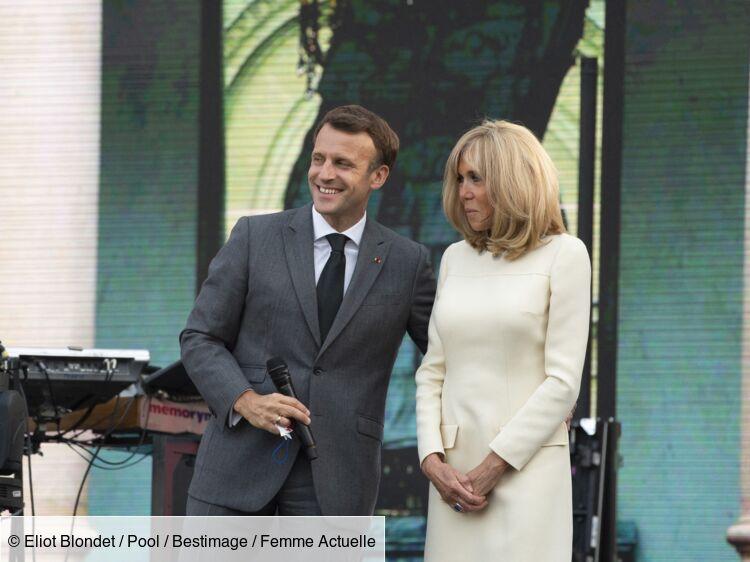 Brigitte Macron : ce qu'elle a demandé à faire livrer à l'Elysée pour Emmanuel Macron