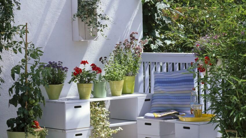 Terrasse : 7 idées de DIY faciles pour la décorer