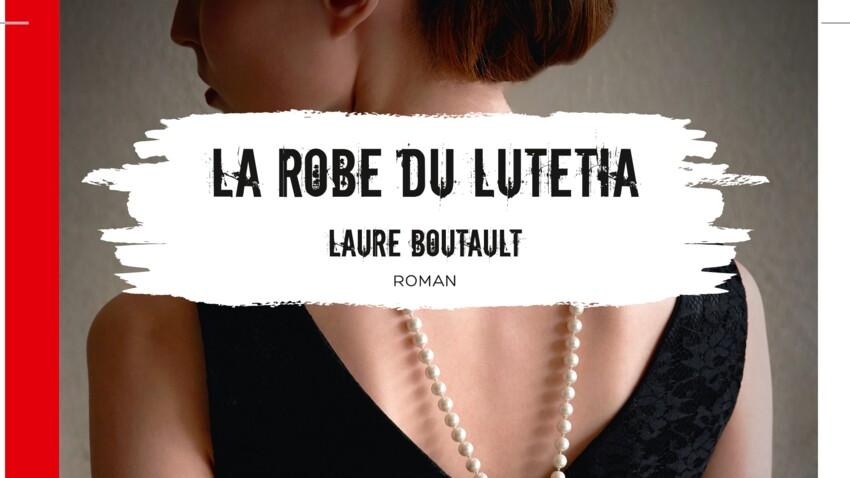 """Laure Boutault: coup de coeur de Françoise Bourdin, la présidente du Prix du roman Femme Actuelle 2021 pour """"La robe du Lutétia"""""""