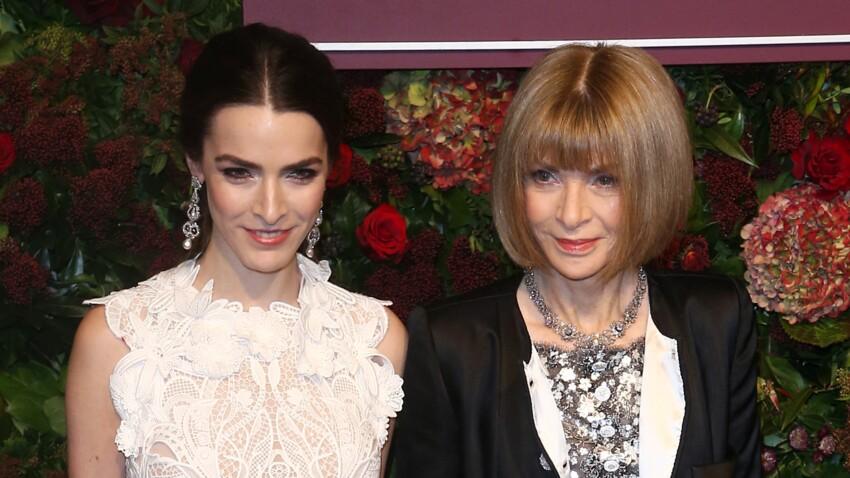 """""""Le diable s'habille en Prada"""" : qui est la fille d'Anna Wintour, célèbre rédactrice en chef de Vogue ?"""
