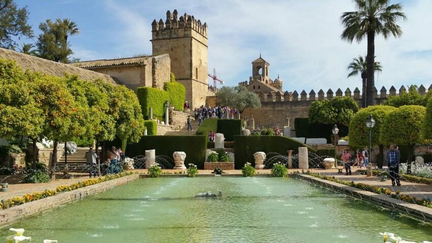 Voyage en Espagne : à la découverte de l'Alcazar de Cordoue