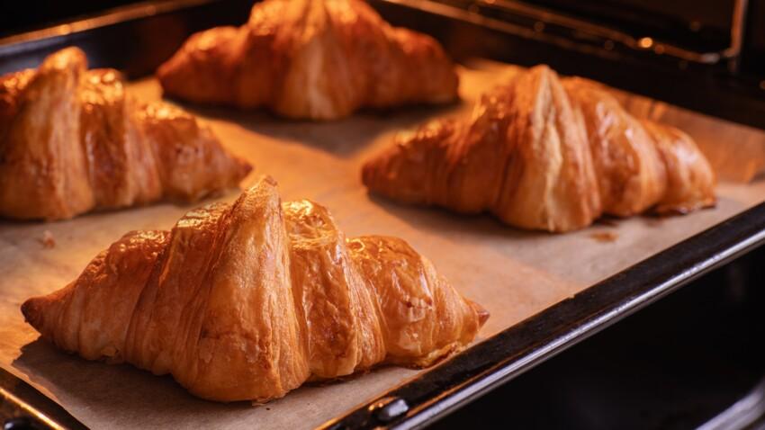 La recette du croissant au beurre maison d'Eric Kayser