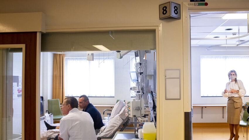 """Covid-19 : un médecin évoque un patient atteint d'une forme grave """"amputé des deux jambes"""""""