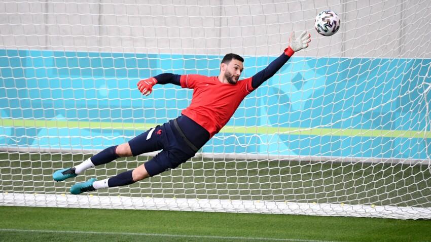 Euro 2020 : l'énorme coup de coude d'Hugo Lloris inspire les internautes sur Twitter