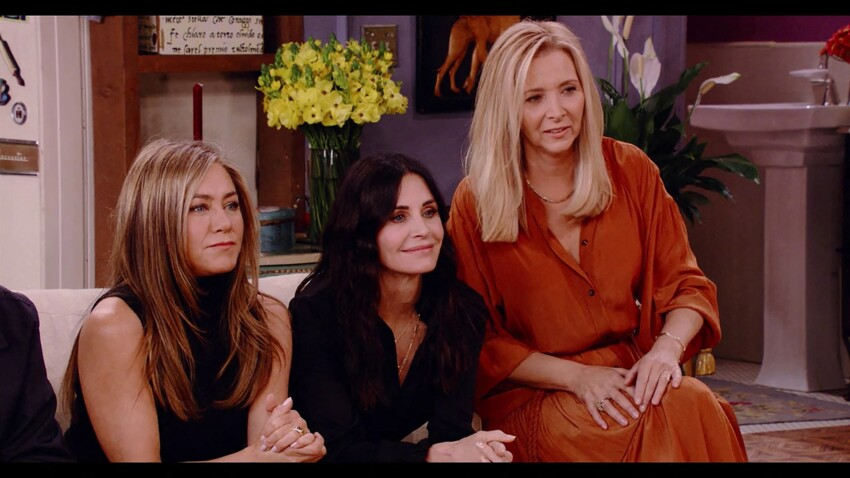 """"""" Friends, les retrouvailles"""" (TF1) : un acteur de la série atteint d'un cancer avancé n'a pas pu assister à la réunion"""
