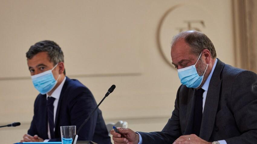 Gérald Darmanin et Éric Dupond-Moretti : un gros clash a éclaté entre les deux ministres