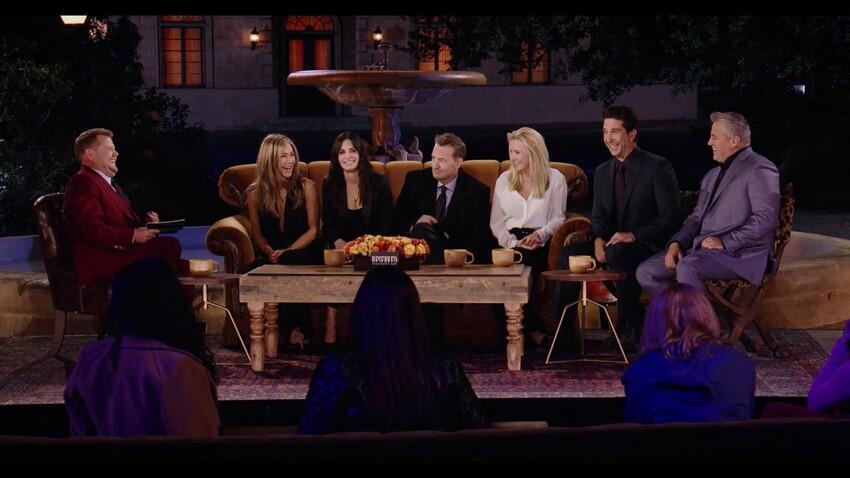 """""""Friends : Les retrouvailles"""" sur TF1 : les internautes perturbés par un détail"""