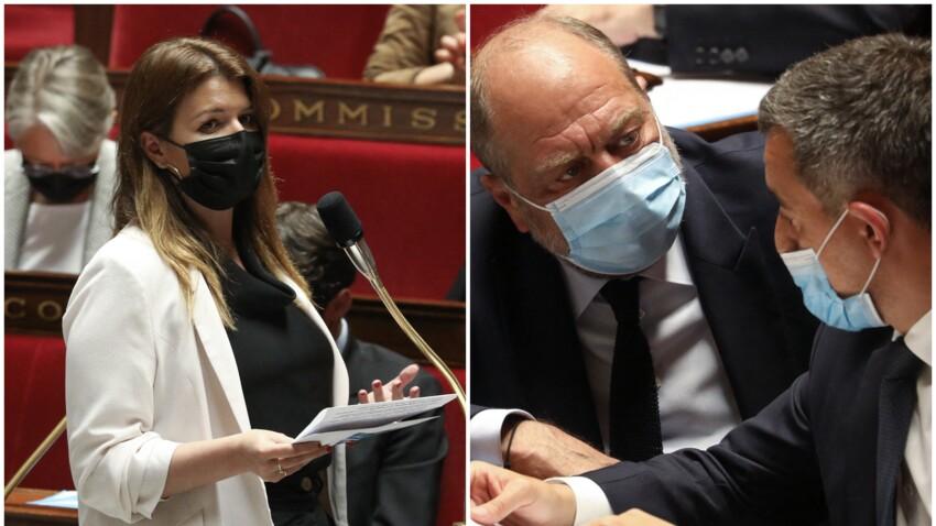 Clash entre Gérald Darmanin et Eric Dupond-Moretti : les surprenantes explications de Marlène Schiappa