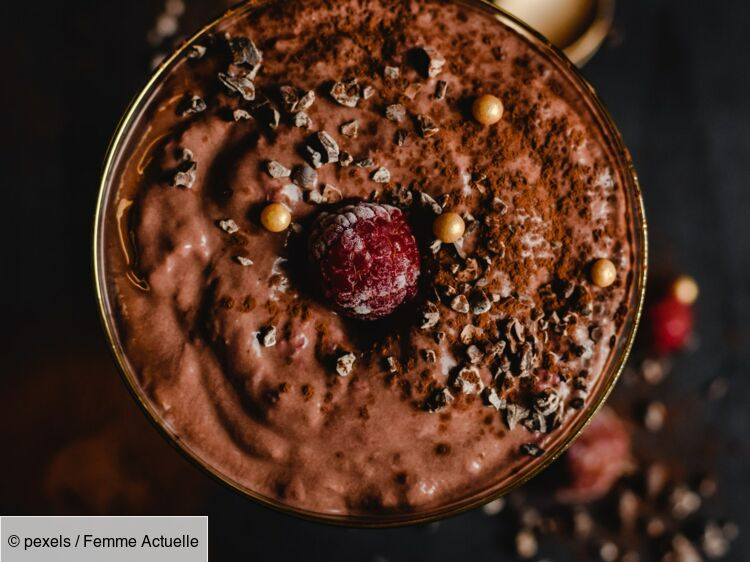 La surprenante mousse au chocolat de Laurent Mariotte sans oeuf, ni beurre