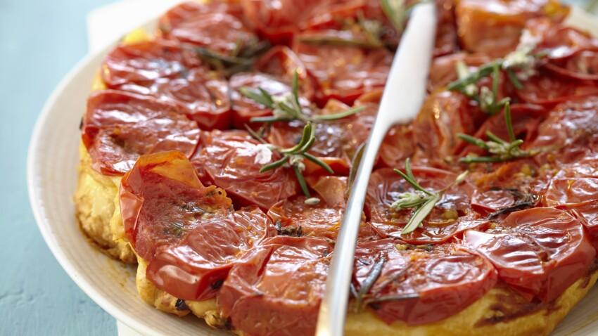 La recette de la tarte tatin sucré-salé de Cyril Lignac avec un ingrédient mystère surprenant