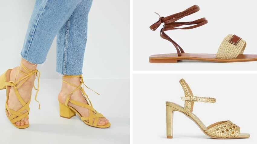 Sandales tendance 2021 : les modèles les plus canons de l'été