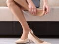 Chaussures à talons : l'astuce toute simple pour ne plus avoir mal aux pieds (VIDÉO)