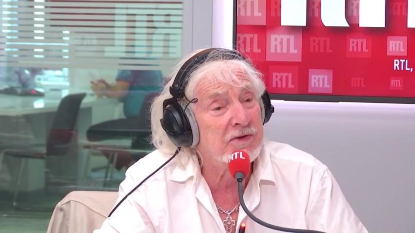 """VIDÉO - Hugues Aufray : la raison pour laquelle Céline Dion lui """"doit la vie"""""""