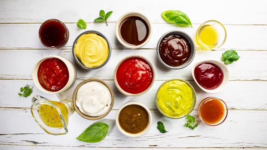 Mayonnaise, pesto, tartare : nos astuces pour limiter les calories des sauces