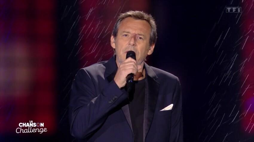"""Jean-Luc Reichmann (""""La chanson challenge"""") : sa compagne Nathalie époustouflée par sa prestation musicale"""