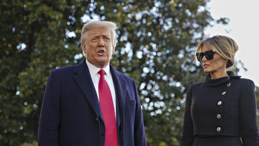 Donald Trump incapable de donner des nouvelles de Melania : que devient-elle ?
