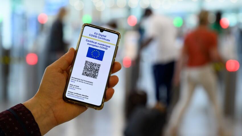 Le pass sanitaire européen est disponible, comment le télécharger et l'utiliser ?
